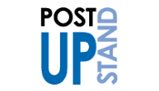 Post-Up-Stand