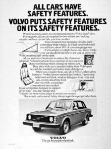 Volvo-safety