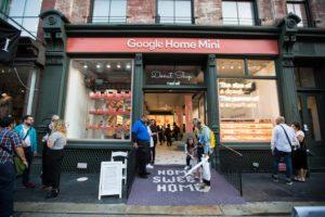 Google-Home-Mini-Doughnut-Shop-Giveaway-October-2017